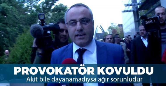 Akit TV muhabiri Mehmet Özmen işten çıkarıldı