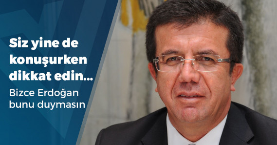 """Zeybekci: """"Soyer ile TV'de görüşürüm, Cumhurbaşkanı'na sorma ihtiyacım yok"""""""