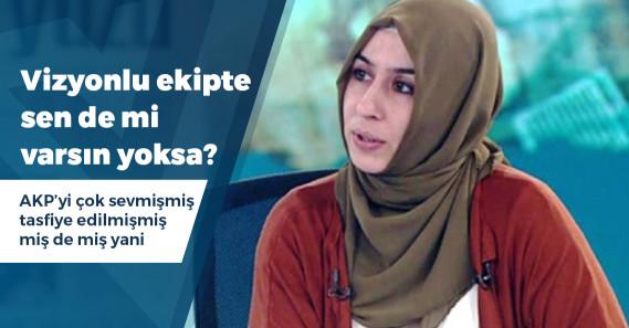 """Cemile Bayraktar: """"AK Parti'de vizyon sahibi ekip tasfiye edildi, dalkavuklar dolduruldu"""""""