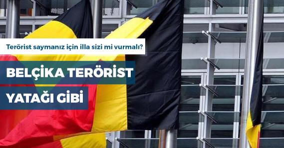 """Belçika'dan skandal """"terör örgütü"""" kararı!"""