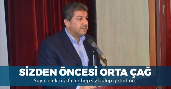 """AKP'li Tevfik Göksu: """"Biz suyu getirmeseydik İmamoğlu indirim yapabilir miydi?"""""""