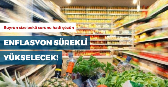Merkez Bankası'nın enflasyon beklentisi yüzde 16.23'e yükseldi