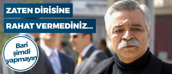 MHP il başkanıdan Ozan Arif'e ağır hakaretler!