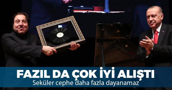 """Fazıl Say, Saray'da vereceği konser için """"Cumhuriyet Bestesi"""" hazırlıyor"""