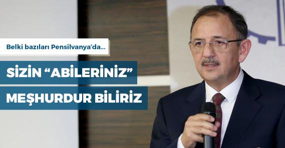 """Özhaseki'den Abdullah Gül açıklaması: """"Abi diye hitap ettiğimiz birisi"""""""