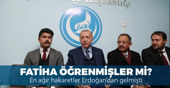 Erdoğan'dan Ülkü Ocakları'na ziyaret