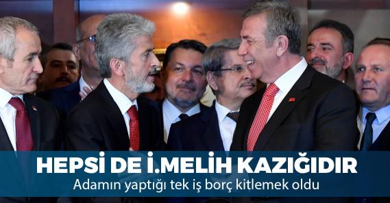 Mansur Yavaş 4.5 milyar lira borç ile Ankara'yı devraldı