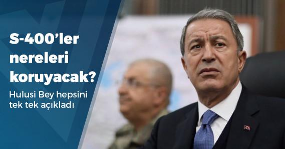 """Hulusi Akar: """"Türk-Amerikan ilişkileri herhangi bir şekilde gözardı edilebilecek bir ilişki değildir"""""""