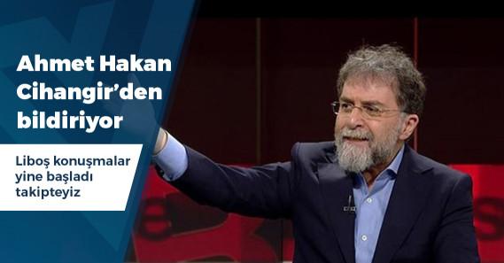 """Ahmet Hakan: """"Öcalan'ın çağrısı insaniyet açısından iyi olmuştur"""""""