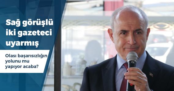 """CHP'li aday: """"AKP 5 bin polis ile seçim sonucunu değiştirecek"""""""