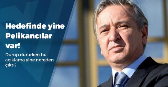 """AKP'li Aydın Ünal: """"Adına 'Pelikan' da denilen gizli bir örgüt AK Parti'yi sinsice zehirliyor"""""""