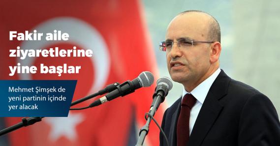 """""""Mehmet Şimşek, Babacan hareketinin içinde değil tam göbeğinde!"""""""
