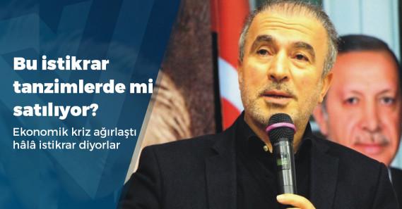 """AKP Grup Başkanı Bostancı: """"Sandıktan istikrarı bozacak sonuç çıkmaz"""""""