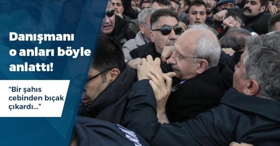 Kılıçdaroğlu'nun danışmanı, linç girişimiyle ilgili neler anlattı?