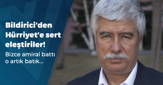 Hürriyet'in eski okur temsilcisinden o habere sert tepki!