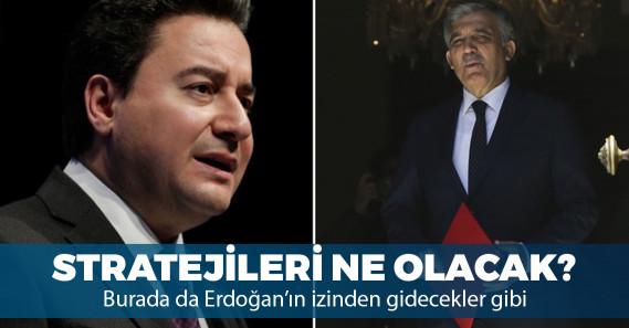 """""""Gül ve Babacan, Erdoğan'ın Erbakan'a karşı uyguladığı stratejiyi izleyecek"""""""