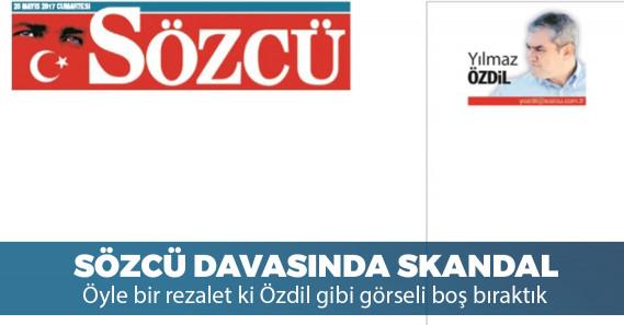 """Sözcü gazetesi davasının savcısı, istismar davasında """"rüşvet"""" suçundan sabıkalı çıktı"""