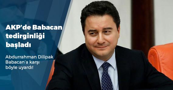 """""""Eğer Babacan ekibi mecliste grup kuracak sayıya ulaşırsa, bu muhalefet AK Parti için çok daha fazla yıpratıcı olabilir"""""""