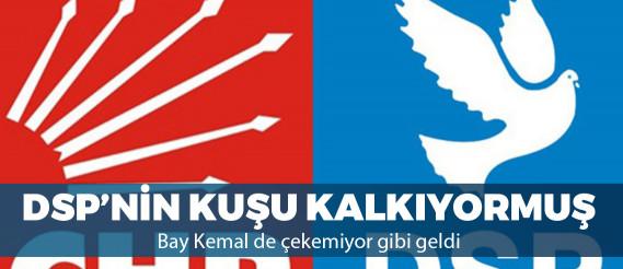 CHP'den, DSP'ye geçen adaylara tepki