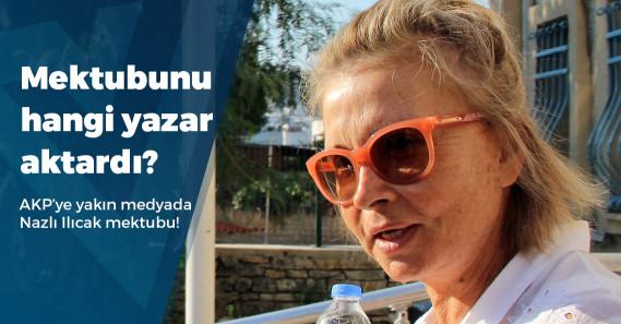 """Nazlı Ilıcak: """"Artık Türkiye'nin barışa ve huzura ihtiyacı olduğunu düşünüyorum"""""""