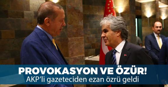 """Türkiye gazetesi yazarı: """"Kadınlar ezanı ıslıklamadı"""""""