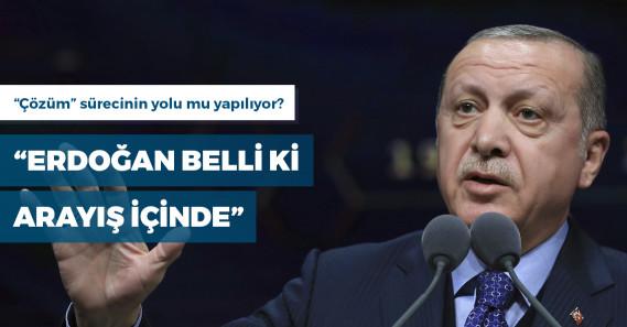 """""""Erdoğan,  bazı dostlarına 'Halk ne istiyor' diye soruyor, ağırlıklı olarak, 'İnsanlar eski reisi istiyor' cevabı veriliyor"""""""