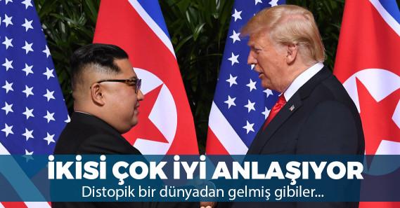 Trump'tan dikkat çeken Kuzey Kore açıklaması