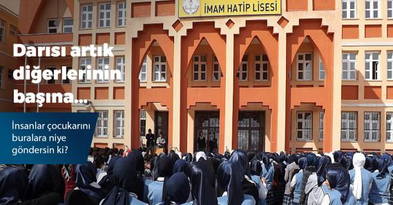 Öğrencisi olmayan 5 imam hatip kapatıldı