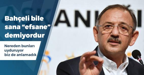 """Özhaseki: """"MHP'liler beni 'efsane başkan' olarak anarlar; CHP'li akrabalarım var"""""""