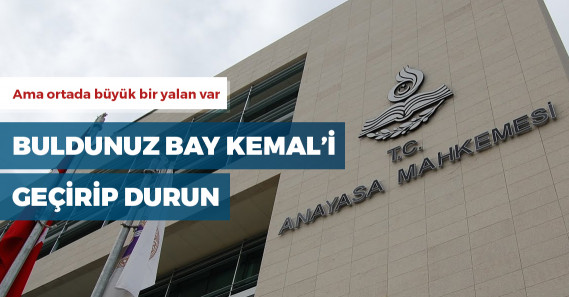 """""""CHP, Türkiye Uzay Ajansı'nın kurulmasına karşı çıkıp AYM'ye taşıdı"""" iddiasının aslı ne?"""