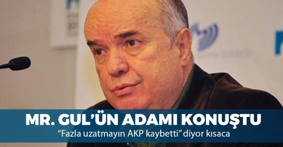 """Fehmi Koru: """"İstanbul her halükarda AKP tarafından kaybedildi; en doğru tavır uzatmadan bunu kabul etmektir"""""""