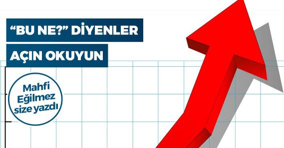 """Mahfi Eğilmez: """"Türkiye, slumpflasyona girdi"""""""