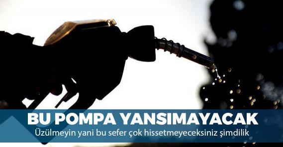 Benzin ve motorin zammı pompa fiyatlarına yansımayacak