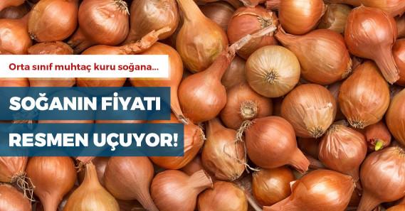Geçen yıl 10 liraya satılan tohumluk soğanın kilosu, 35 liraya çıktı!