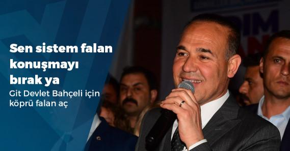 """MHP'li Hüseyin Sözlü: """"Krallıkla yönetilen başarılı demokrasiler de var"""""""