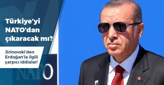 """""""Erdoğan bana bizzat Türkiye'nin NATO'dan çıkmaya hazır olduğunu söyledi"""""""