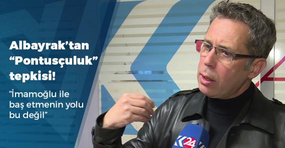 """Karar yazarı Hakan Albayrak: """"İmamoğlu ile baş etmenin yolu bu değil"""""""