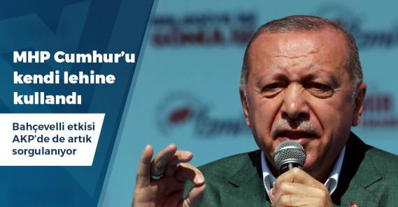 Erdoğan MYK toplantısında MHP'yi nasıl eleştirdi?