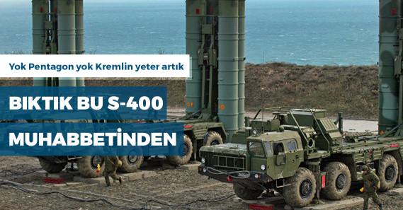 """Pentagon: """"Türkiye S-400 alırsa sonuçları kesinlikle ağır olur"""""""