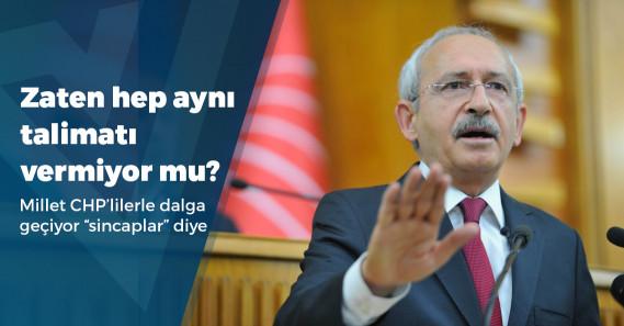 """Kılıçdaroğlu'ndan parti teşkilatına: """"Sakin olun"""""""