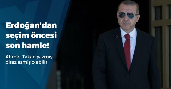 AKP'nin seçimden önceki gece için son planı ne?
