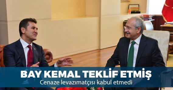 Kılıçdaroğlu, Mustafa Sarıgül'e ne teklif etti?