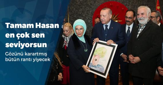 """Hasan Kaçan: """"Cumhurbaşkanımız tarihin görmüş olduğu en büyük liderlerden biri"""""""