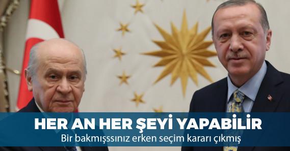 """""""Erdoğan, 10-15 gün içinde Cumhur İttifakı'nı bitirecek"""""""