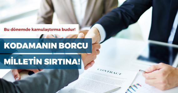 """Nagehan Alçı: """"Türkiye'de büyük şirketler geniş çapta kamulaştırma isteyecek devletten"""""""""""