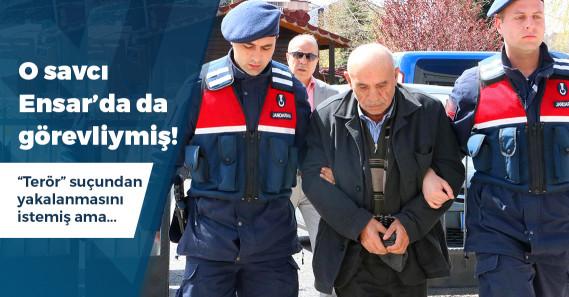 Zanlı Osman Sarıgün'ü serbest bırakan savcı, Ensar Vakfı'nda yönetici çıktı