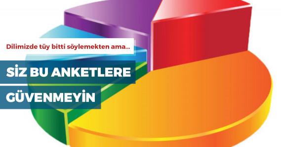 AKP'ye kendi yaptırdığı anketten kötü haber