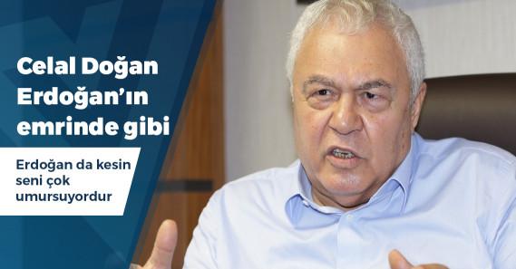 """Celal Doğan: """"Erdoğan'la iyi bir ikili olacağız"""""""