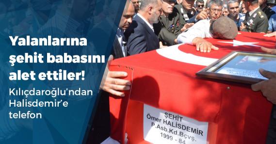 İktidar medyası Ömer Halisdemir'i nasıl istismar etti?