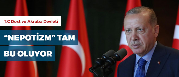 Erdoğan'ın teyzesinin oğlu, KYK Genel Müdürlüğü'ne atandı